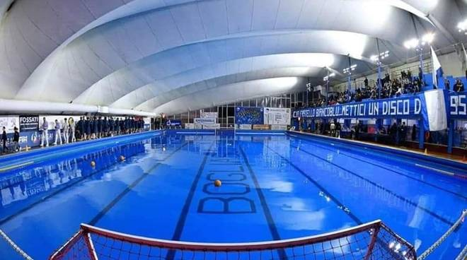 piscina bogliasco