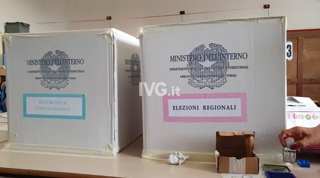 Regionali 2020 e referendum costituzionale: i seggi