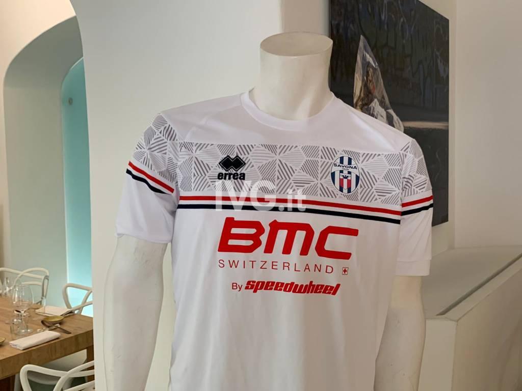 Savona Calcio, la presentazione del nuovo sponsor