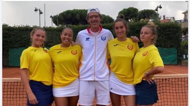 Tennis Club Finale, l