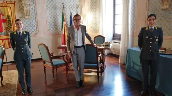 Vanessa Senatore Guardia Finanza Albenga