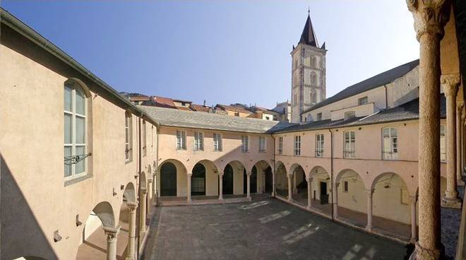 Chiostri Santa Caterina Finale Ligure