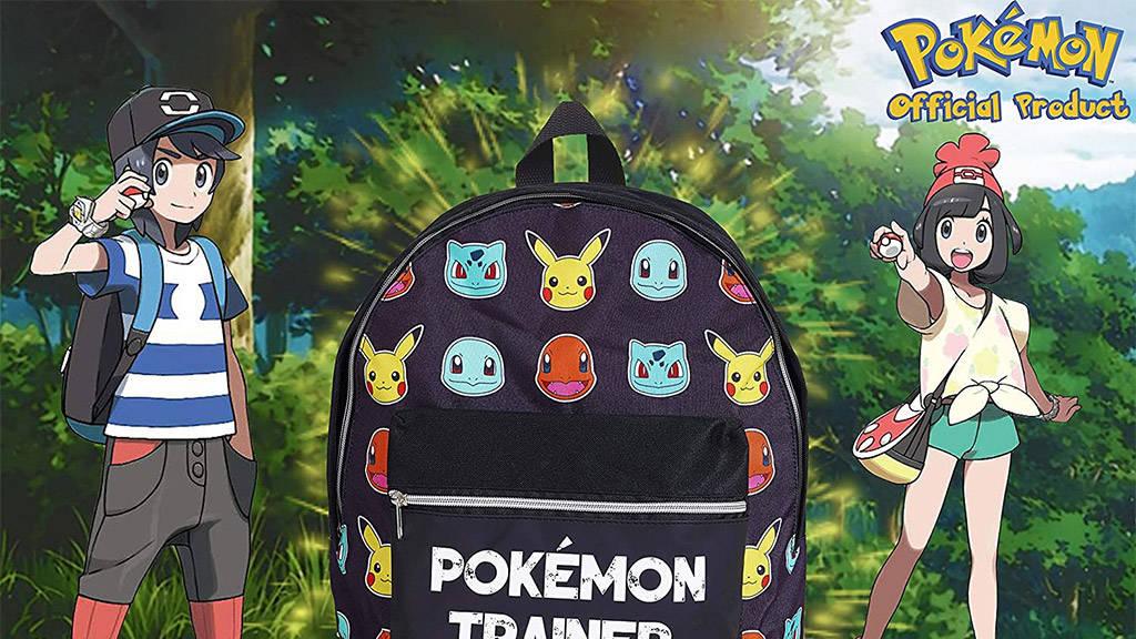 Zaino Pokemon