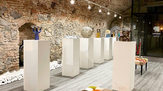 """Albissola Marina """"La materia, l'arte e la vita"""" 2020 Rassegna Internazionale Ceramisti Contemporanei"""