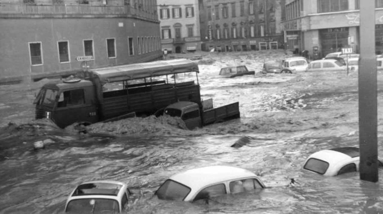 alluvione 1970