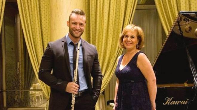 Art Music Youkali duo Sergio Bonetti flauto e Katia Caradonna pianoforte