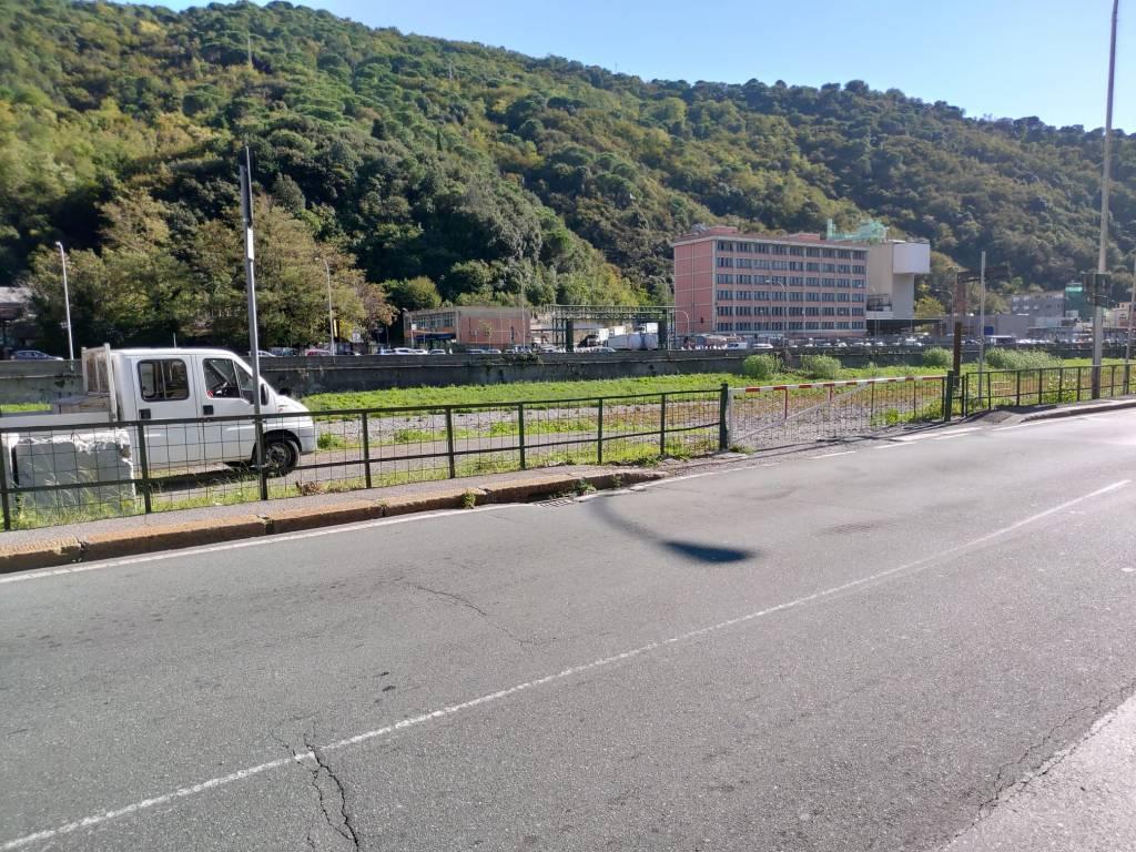 barriere anti cinghiale bisagno via piacenza gavette