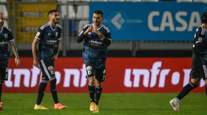 Brescia vs Virtus Entella
