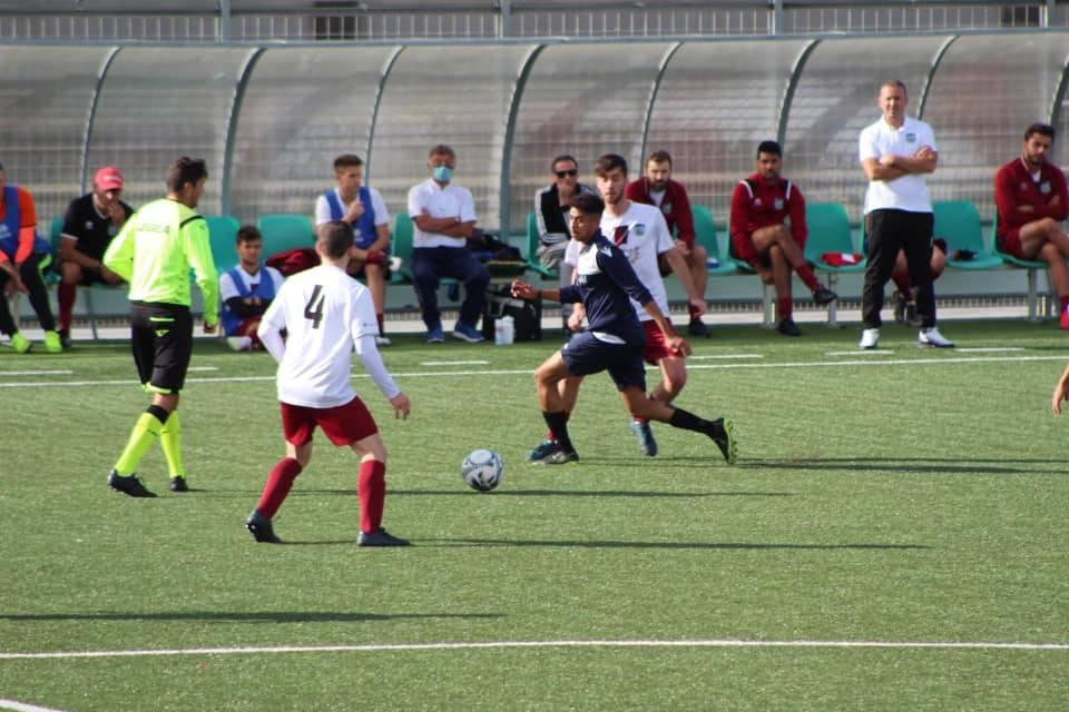 Calcio, Prima Categoria: Pontelungo vs Oneglia