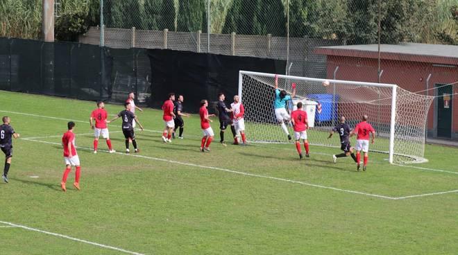 Calcio, Promozione: Soccer Borghetto vs Borzoli