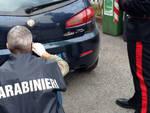 carabinieri rilievi