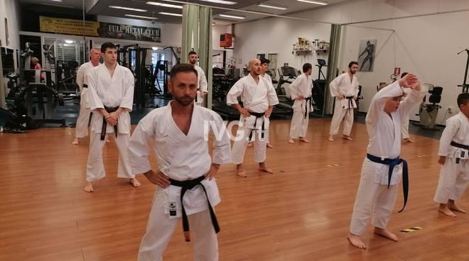 Stage Regionale ASI Karate