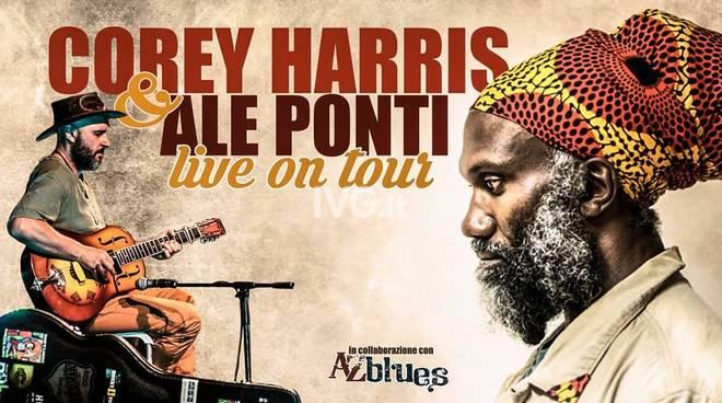 Corey Harris & Ale Ponti