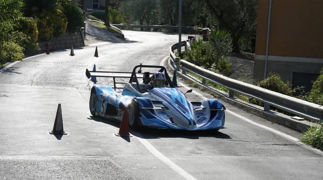 """Sport Favale 07 con undici vetture allo slalom \""""Mignanego - Giovi\"""""""