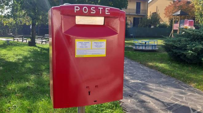 cassetta posta generica