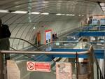 degrado metro darsena