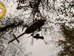 elicottero elisoccorso Grifo