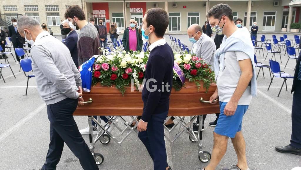 funerali don Giorgio Colajacomo