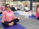 Yoga in Rosa Alassio