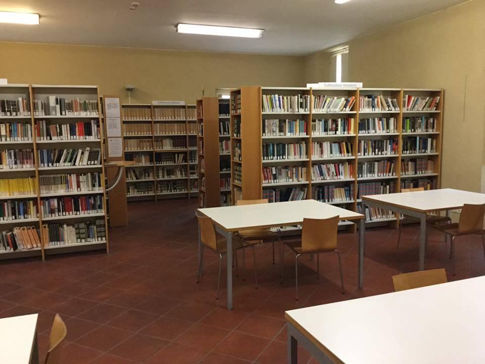 Biblioteca Albenga