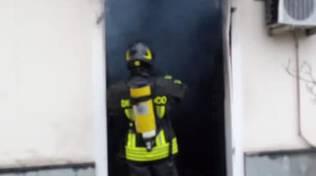 Incendio Casale Tovo