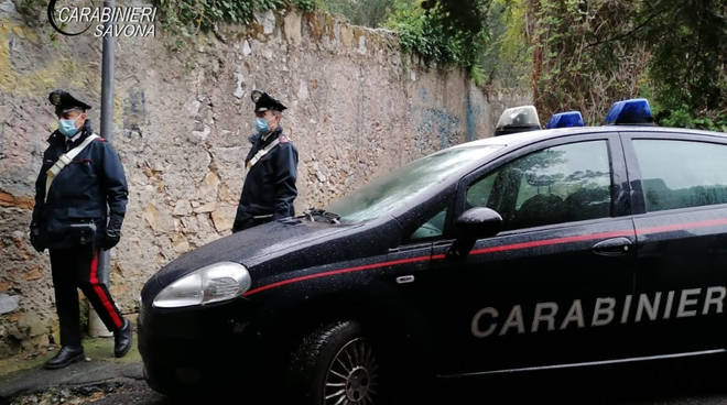 Carabinieri Arresto Pietra