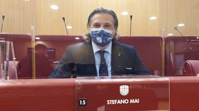 Consiglio Regionale Stefano Mai Lega