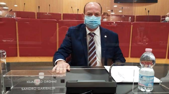 Consiglio Regionale Sandro Garibaldi Lega