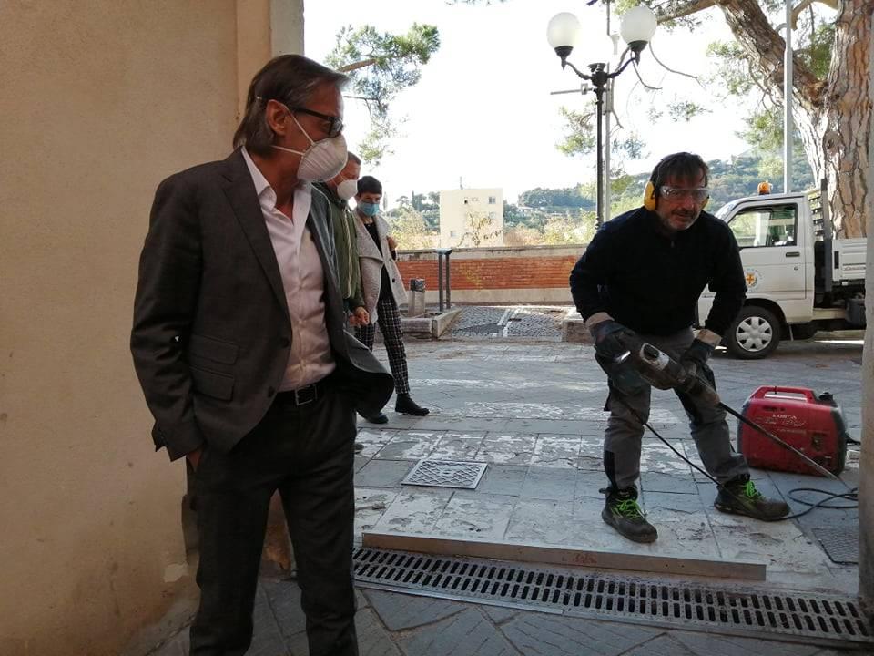 Paratie Centro Albenga