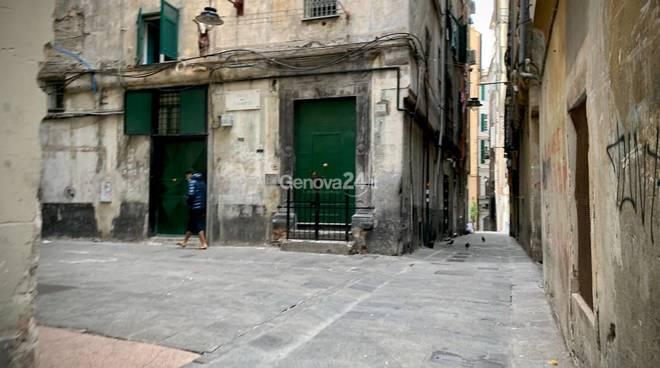 ghetto centro storico