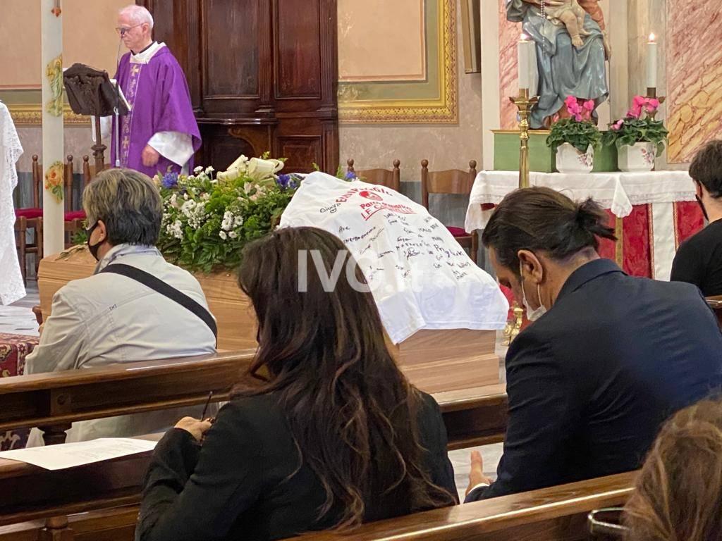 Il funerale di Marina Murialdo