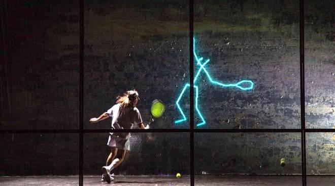 """""""Il muro trasparente"""" spettacolo teatrale Paolo Valerio"""