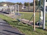 maltempo allerta danni brin campo sportivo millesimo cairo tennis
