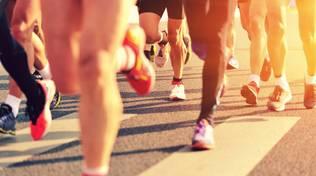 Maratona corsa generica