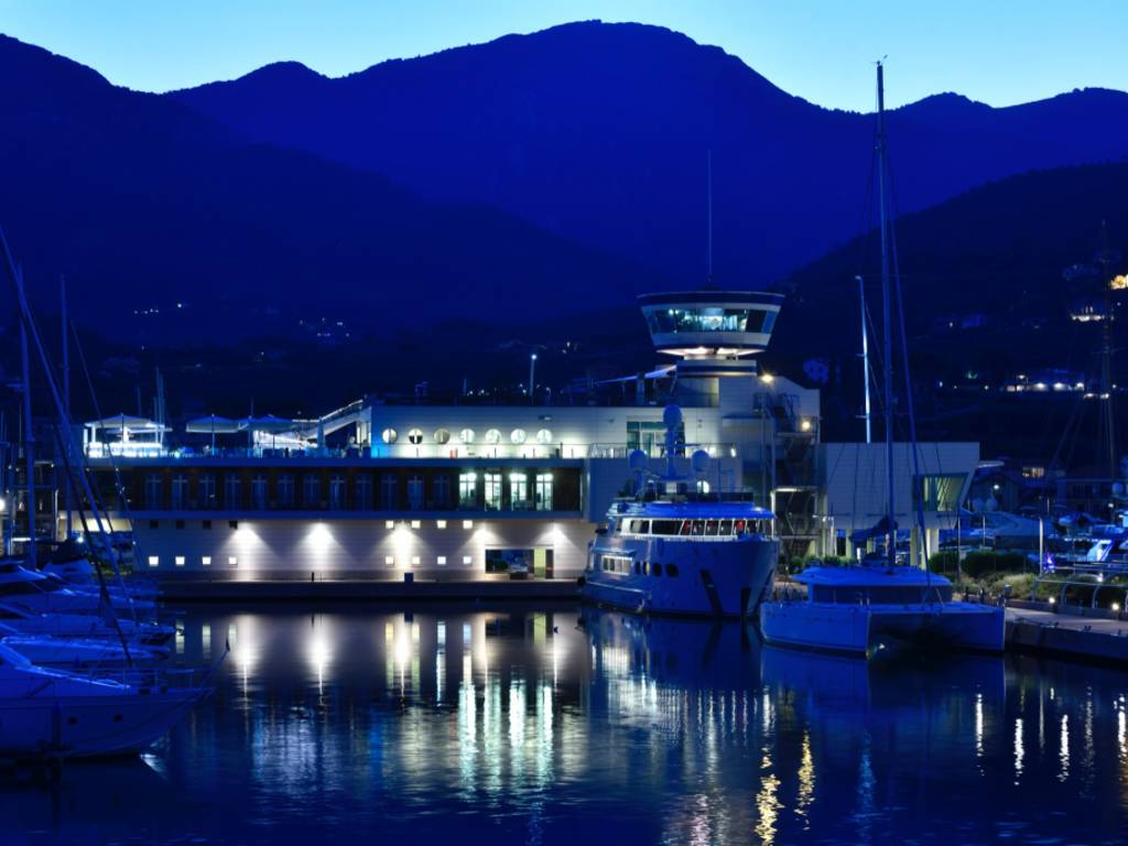 Marina di Loano notte