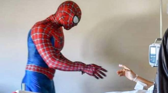 Mattia Villardita Spiderman