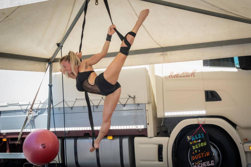 NON USARE COME ARCHIVIO circo millennium