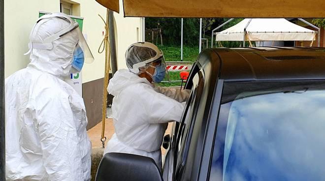 Nuovo ambulatorio per tamponi rapidi in Valpolcevera