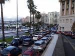 pista ciclabile salone nautico corso italia traffico viabilità