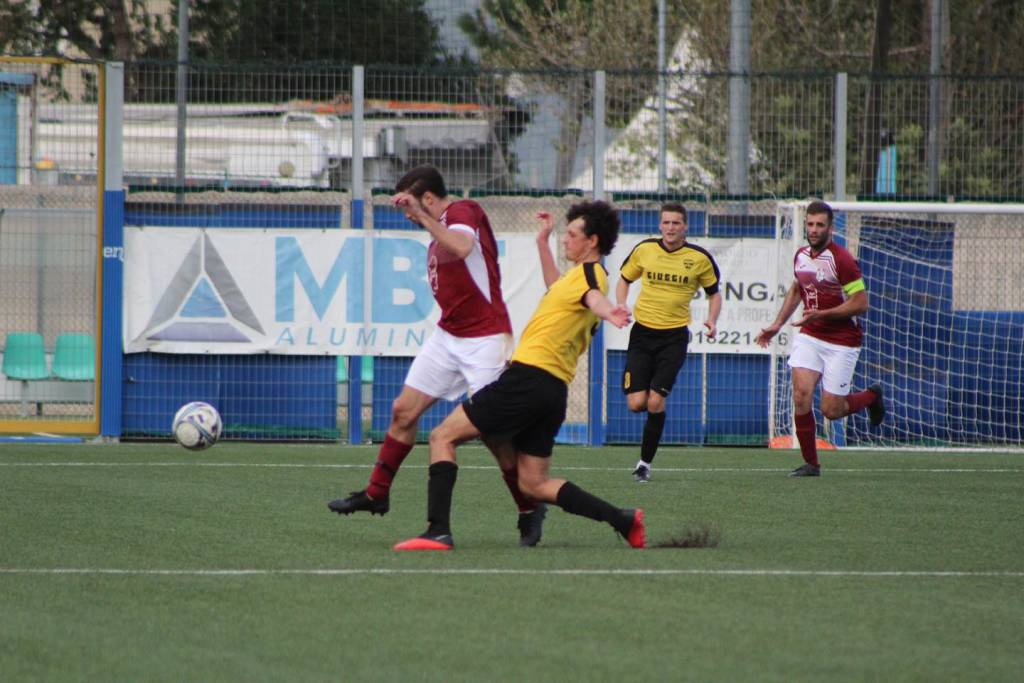 Pontelungo vs Baia Alassio