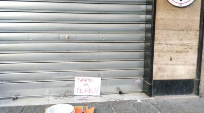 protesta Fipe Confcommercio