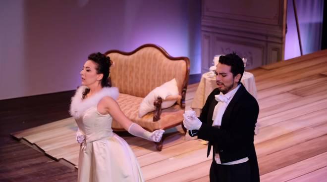 "Savona ""La Traviata"" 2020 opera lirica Teatro Chiabrera"