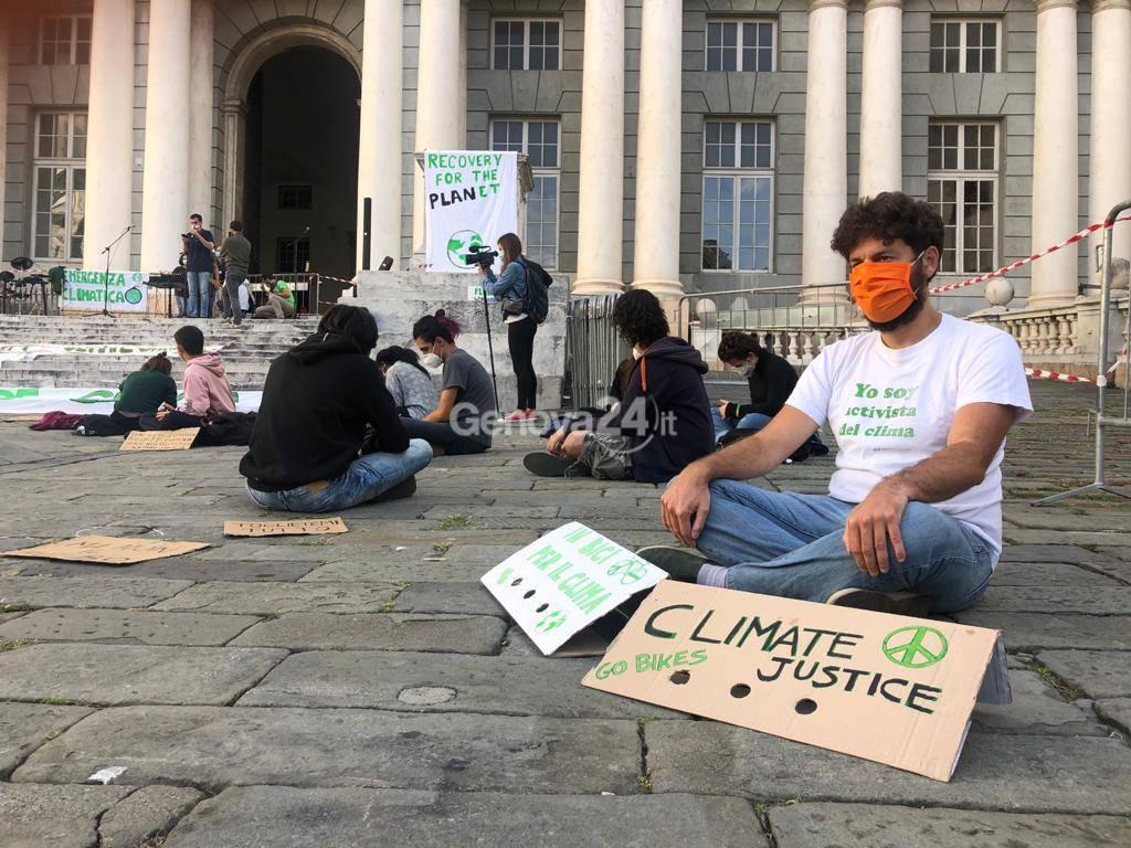 sciopero per il clima fridays for future 9 ottobre 2020