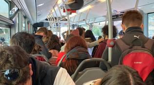 studenti finale protesta pullman bus
