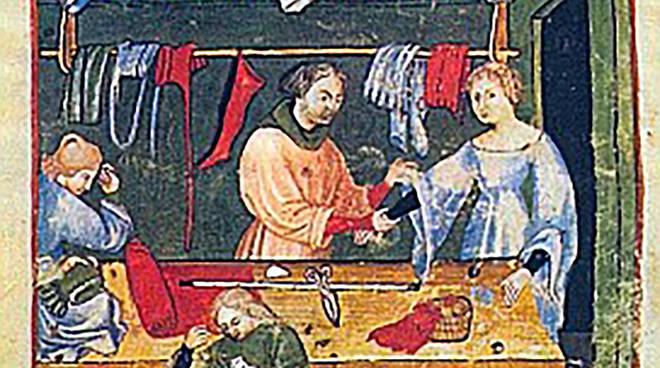 """Tacuinum Sanitatis"" del Maestro del Lancelot - Bottega del sarto"