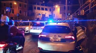 Terrore a Quezzi, auto travolge gruppo di giovani: due feriti gravissimi tra cui una ragazza incinta