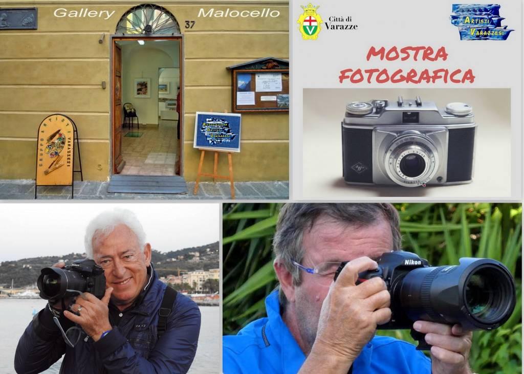 Varazze mostra fotografia Ciro Monaco e Luigi Cervetto Gallery Malocello