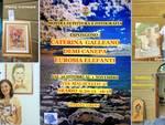 Varazze mostra pittura Eurosia Elefanti, Demj Canepa e Caterina Galleano Gallery Malocello