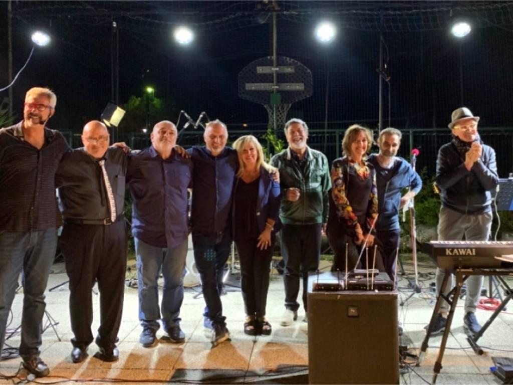 Zêna Singers gruppo musicale (formazione 2020)