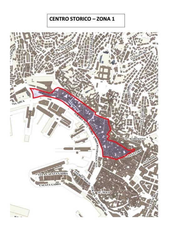 Zone Coprifuogo a Genova